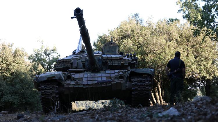 خلية أوكرانية ترسل خبراء أسلحة إلى الشرق الأوسط