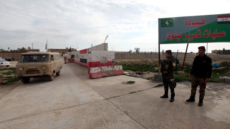 مواجهة تركية-عراقية على أبواب معركة نينوى