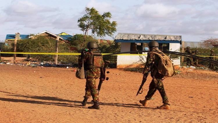 مقتل 6 أشخاص في هجوم مسلح شمال شرق كينيا