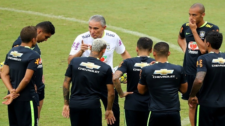 البرازيل لمواصلة الانتصارات في تصفيات المونديال