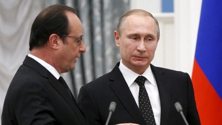 بوتين يقوم بزيارة
