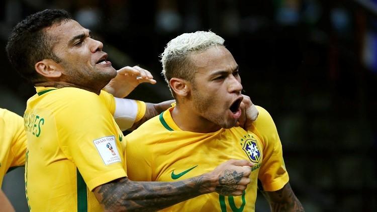 البرازيل تسحق بوليفيا والأوروغواي تتشبث بالصدارة