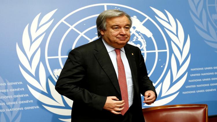 بان كي مون: غوتيريش اختيار ممتاز لأمانة الأمم المتحدة