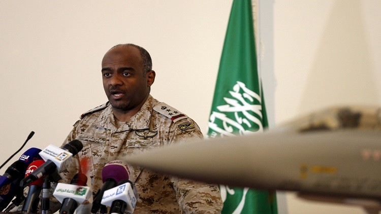 التحالف العربي ينفي إطلاق الحوثيين الخميس صاروخا باليستيا نحو جازان