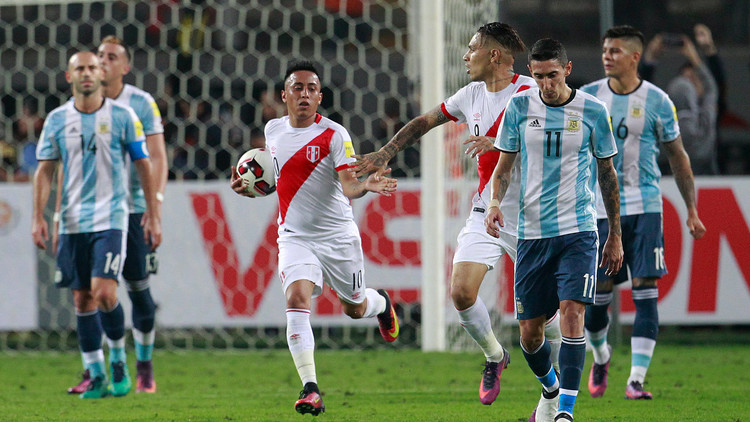 التانغو يواصل نزيف النقاط في تصفيات مونديال 2018