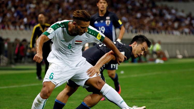 الاتحاد العراقي يقدم شكوى ضد حكم مباراة منتخبه ونظيره الياباني