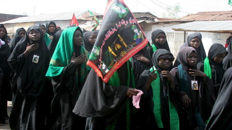 حظر جماعة شيعية في ولاية كادونا النيجيرية