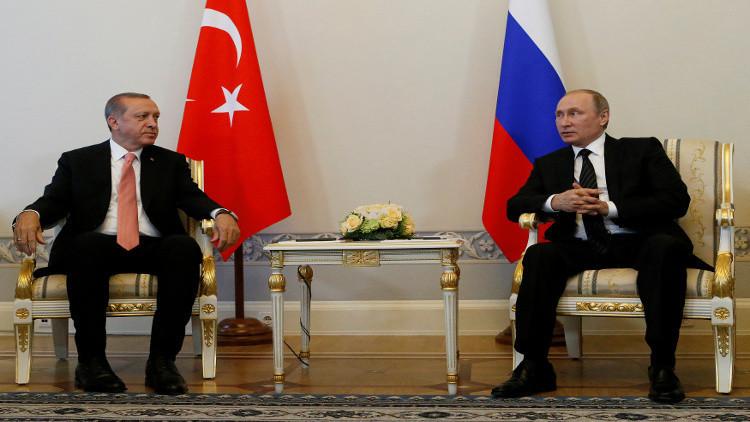 خبير: اجتماع بوتين وأردوغان سيحرز خرقا في حل الأزمة السورية