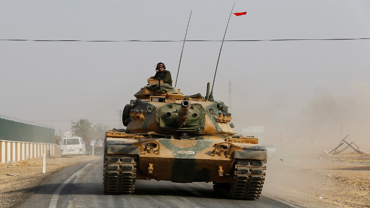 الجيش التركي يعلن حصيلة عملية