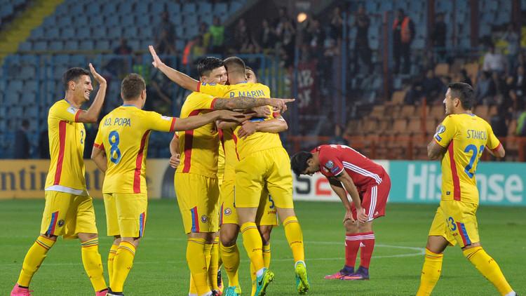 رومانيا ومونتينيغرو تمطران شباك أرمينيا وكازاخستان بالأهداف