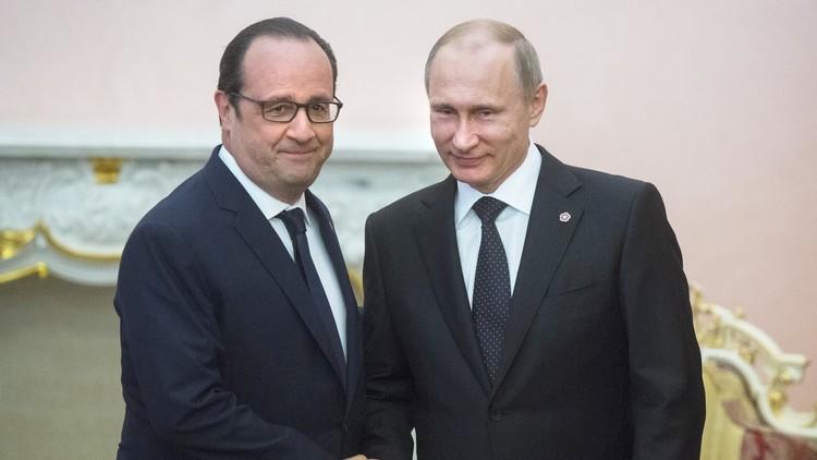 الكرملين: الاستعدادات لزيارة بوتين إلى باريس مستمرة