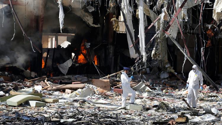 طرحالخيار العسكريبعد دعوات الحوثي وصالحإلىمهاجمة السعودية