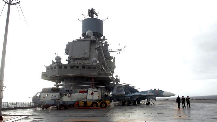 ماذا ستنشر روسيا في قاعدتها البحرية بطرطوس؟