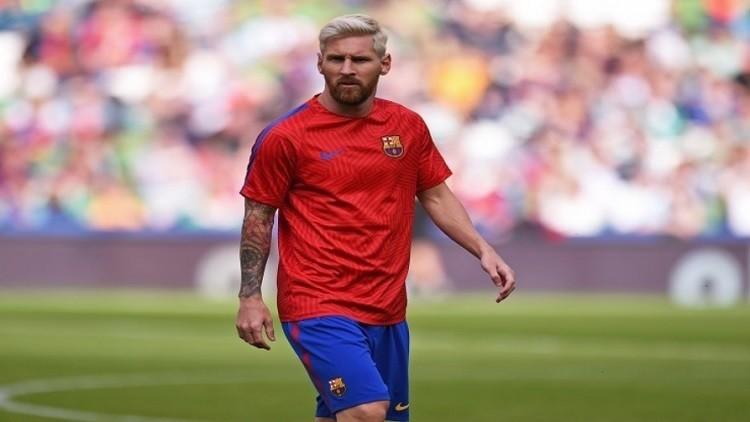 ميسي يستعد للعودة إلى تدريبات برشلونة