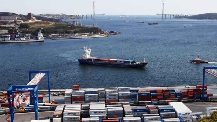 افتتاح أول خط تجاري بحري بين تونس وروسيا