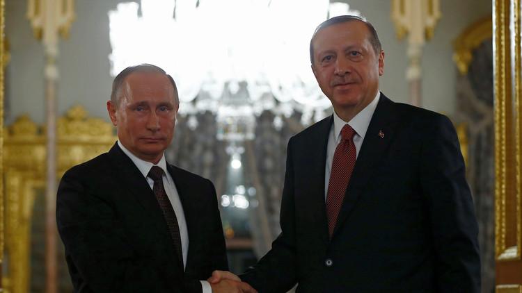 اتفاق لتفعيل التنسيق العسكري الاستخباراتي بين روسيا وتركيا