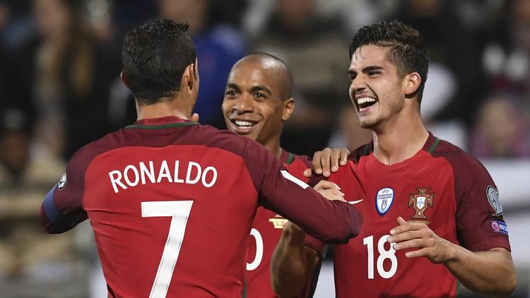 روسيا 2018.. البرتغال تجتاز جزر فارو
