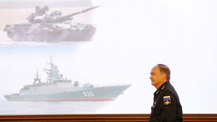 الدفاع الروسية: موسكو مستعدة للعمل مع واشنطن على التسوية في سوريا