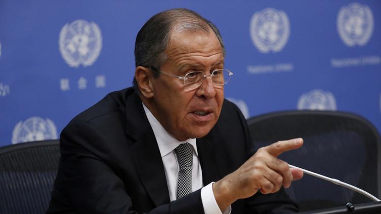 لافروف يرفض التكهن بشأن الدعوى الفرنسية المزعومة ضد روسيا