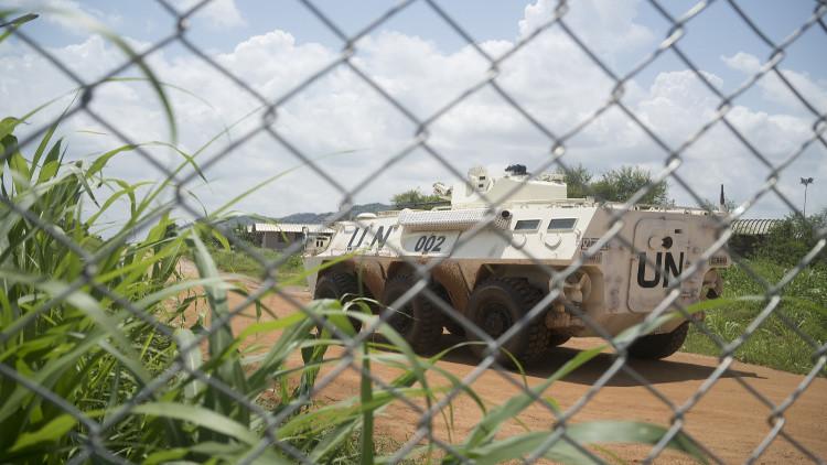 الصين تنفي أنباء عن إخلاء قواتها لمواقعها في جنوب السودان