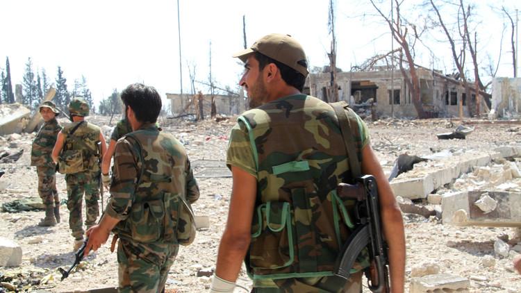 الجيش السوري يحرز نجاحات في ريف حماة