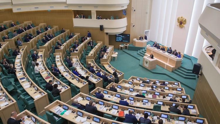 لجنة الدفاع في مجلس الشيوخ الروسي تؤيد اتفاقية نشر القوات بسوريا