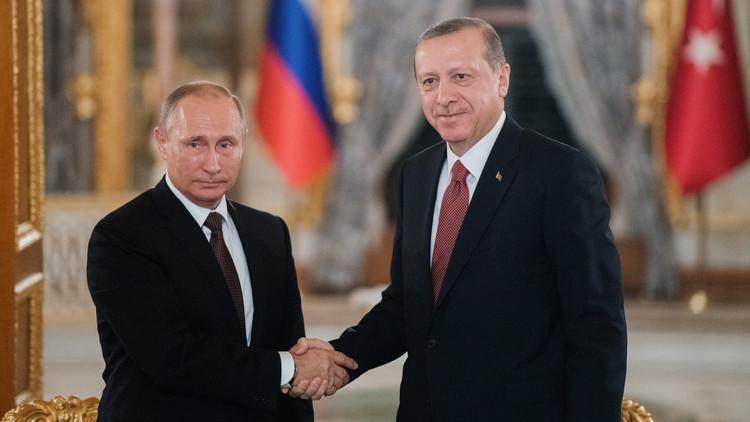 الكرملين: بوتين وأردوغان لم يبحثا إنشاء درع صاروخية مشتركة