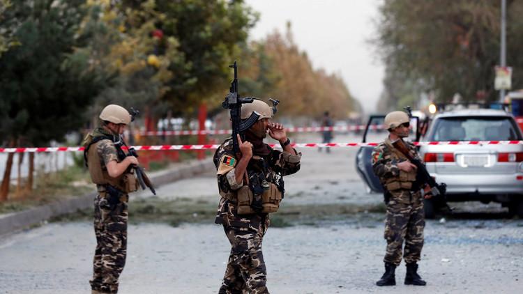 عشرات القتلى والجرحى في هجوم على مسجد بكابل