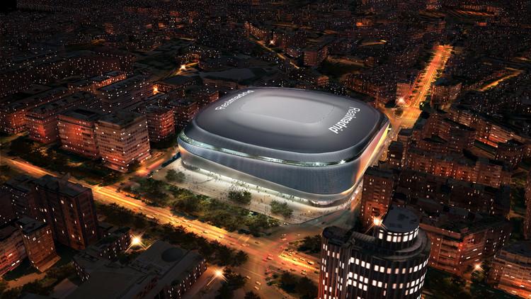 ريال مدريد يطلق مشروعه لتحديث ملعب