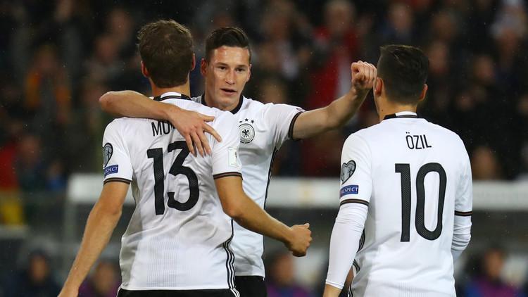 روسيا 2018.. ألمانيا تفوز على إيرلندا الشمالية وتنفرد بالصدارة