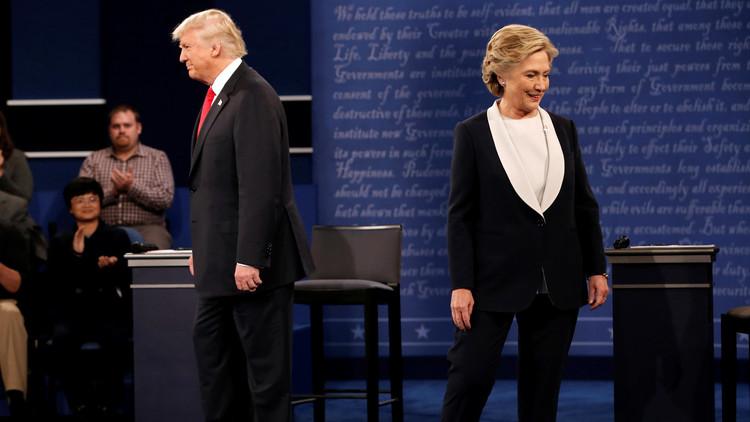 كلينتون تتقدم بـ 8 نقاط في ظل تراجع شعبية ترامب داخل حزبه