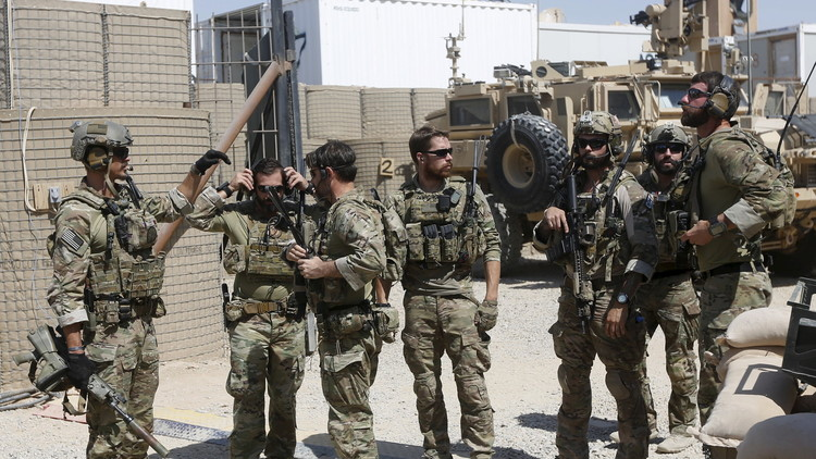 خبير عسكري: واشنطن تنفذ عمليات برية في سوريا