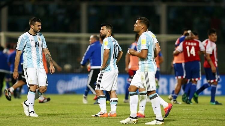 سقوط مدو للأرجنتين في تصفيات المونديال