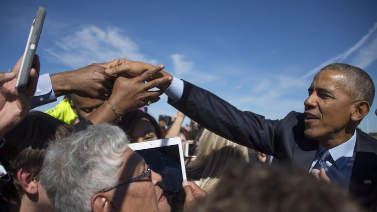 أوباما يضع عينيه على المريخ قبل رحيله