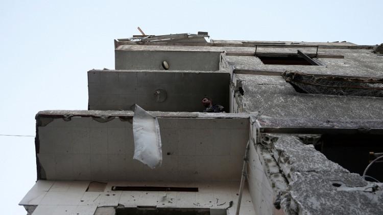 أحياء في دمشق تتعرض لقصف بقذائف الهاون