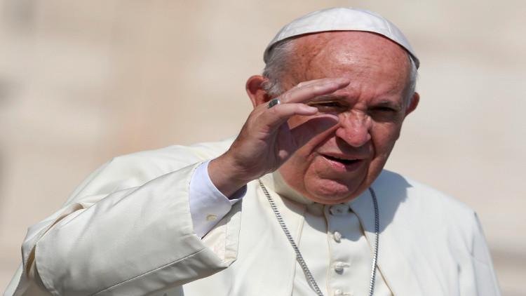 البابا يدعو إلى وقف فوري لإطلاق النار في سوريا