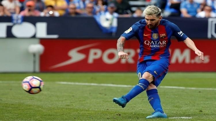ميسي يعود إلى تمارين برشلونة
