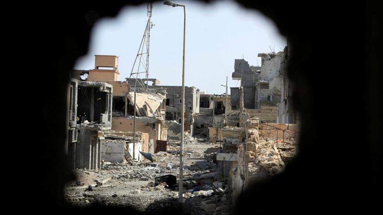ليبيا: القوات الحكومية تتقدم في سرت وتقتل قياديين من