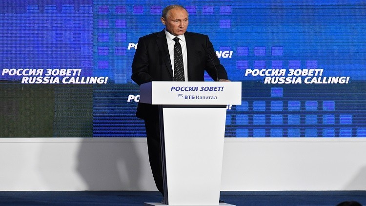 بوتين: العقوبات الغربية تؤثر على الاقتصاد العالمي