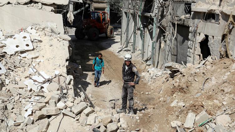 قتلى ومصابون بقصف على مدرسة في حلب الغربية
