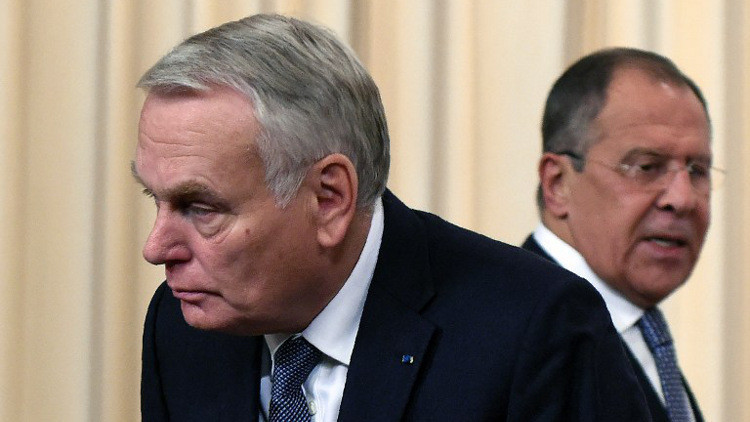 باريس تؤكد تمسكها بالتعاون مع موسكو بشأن سوريا