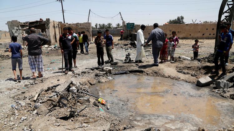 مقتل 3 أشخاص بتفجيرين في بغداد