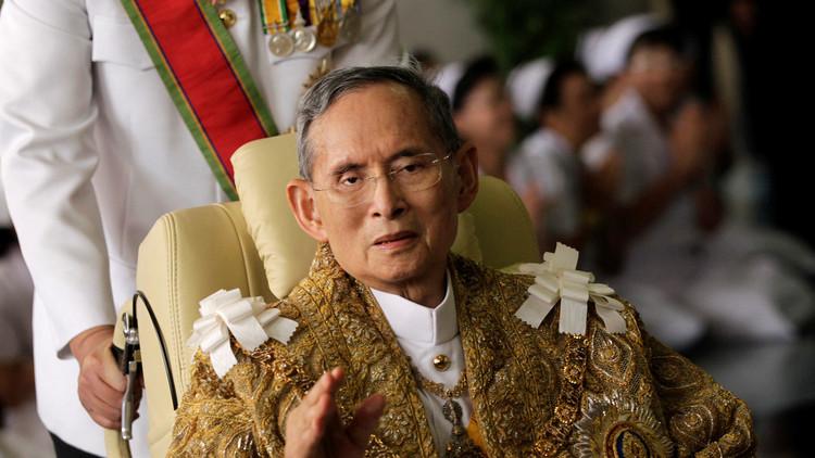 وفاة ملك تايلاند عن 89 عاما
