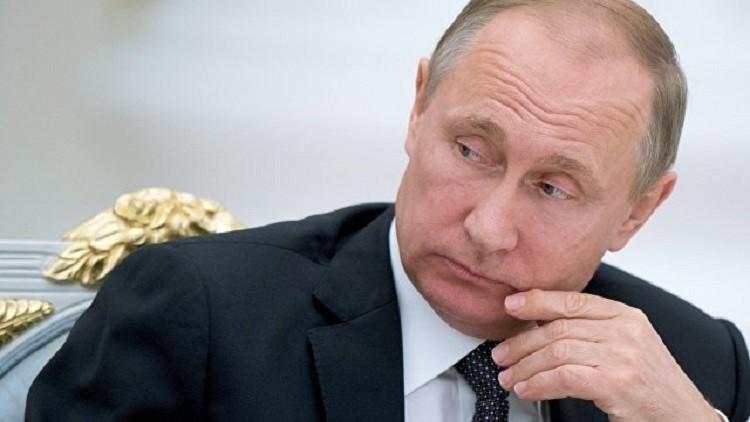 بوتين يناقش مع مجلس الأمن الروسي الوضع في سوريا وأوكرانيا