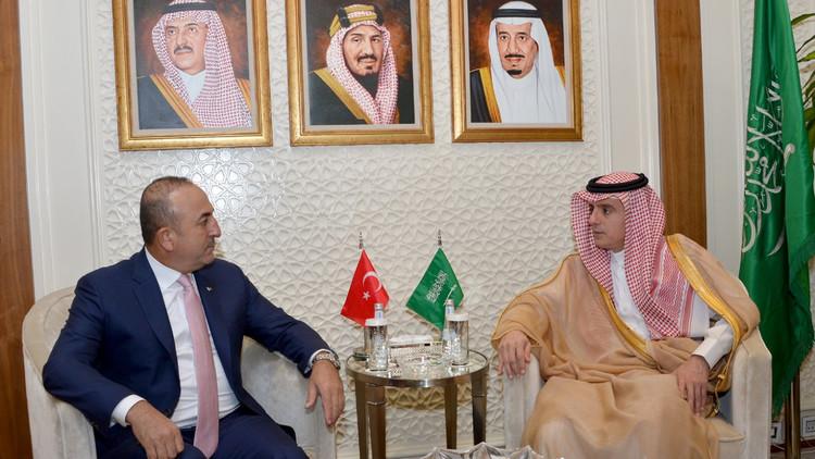 الجبير: نأمل في الاستفادة من التقارب التركي الروسي لحل الأزمة السورية