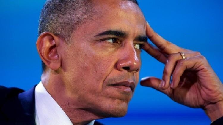 أوباما يبحث مع مستشاريه التدخل العسكري في سوريا