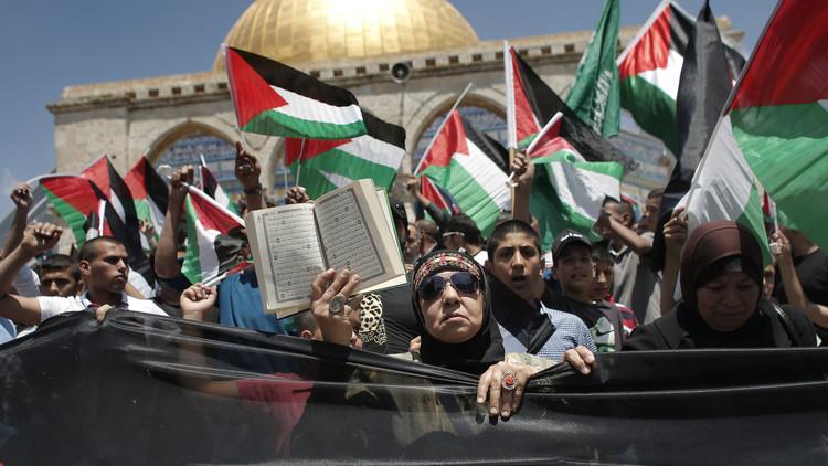خطيب المسجد الأقصى يرد على نتنياهو: ادعاء حائط البراق باطل وهو للمسلمين!