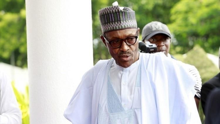 الرئيس النيجيري يتلقى تهديدات من زوجته