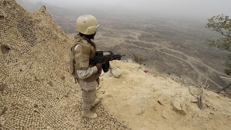 مقتل جندي سعودي في جازان بنيران حوثية