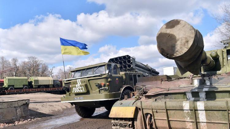 دونيتسك تتهم كييف بشن هجوم جديد شرقي أوكرانيا